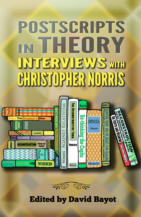 Front cover only interviews norris